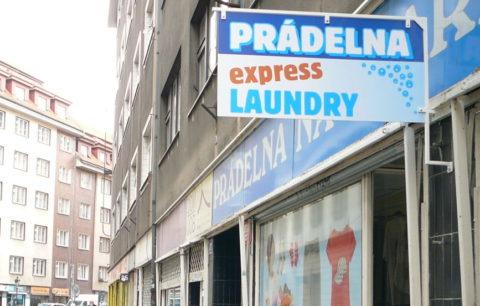 Expres prádelna